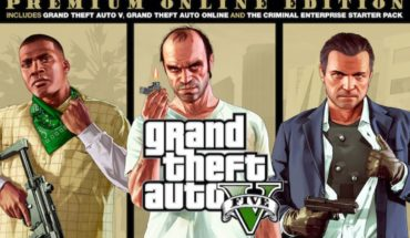 Grand Theft Auto V is available for free at the Epic Games Store
