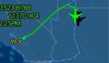 Has TP01 test flight in California