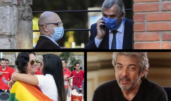"""""""He died without knowing that he had coronavirus"""", the importance of social connections for health, Ricardo Darín on the present of Argentina and more..."""