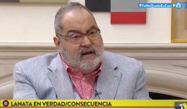 "Jorge Lanata on Cristina Kirchner: ""He has a psychological problem"""