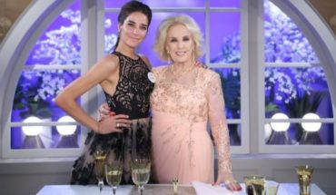 "Juana Viale detailed how Mirtha Legrand is: ""It's a very difficult time"""
