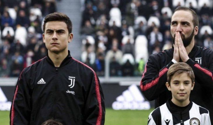 Juventus wants to arm Dybala and keep Higuain