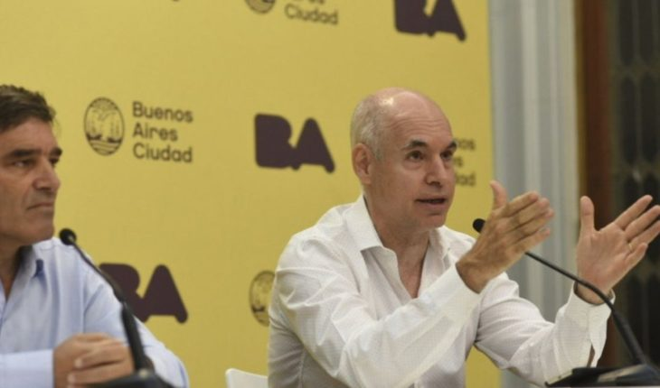 Larreta announced new activities and businesses allowed in CABA
