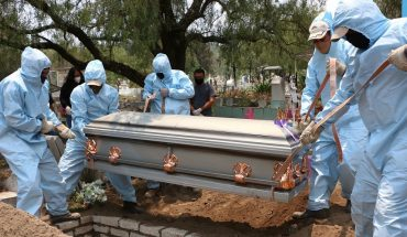 Mexico exceeds 9 thousand deaths per COVID-19 and 81 thousand cases