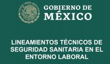 Mexico publishes health guidelines for essential industries