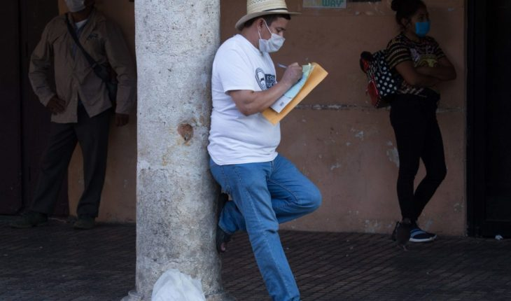 Mexico started COVID-19 crisis with two million unemployed