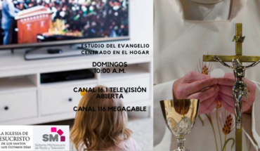 Michoacano Radio and Television System opens religious worship spaces
