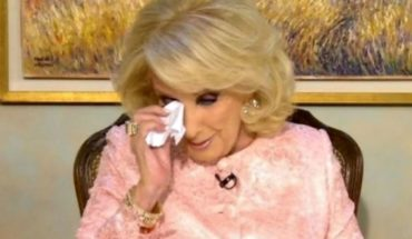 """Mirtha Legrand decided not to go back to television, after Goldy's death: """"This has been very strong"""""""