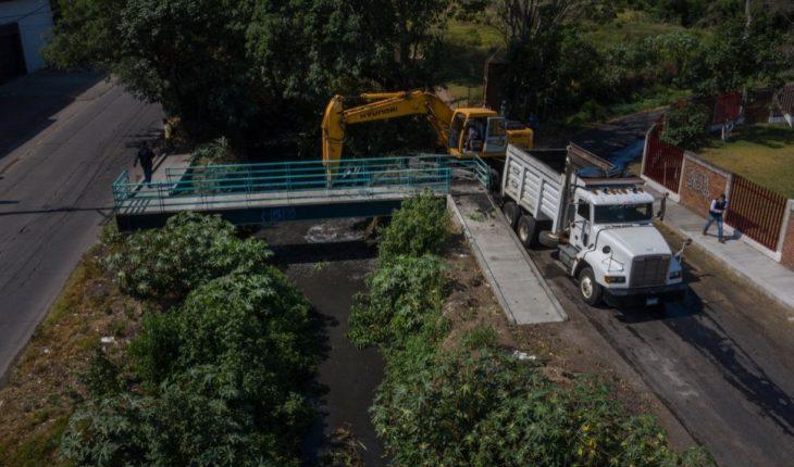 Morelia City Council launches 2020 Flood Prevention Program