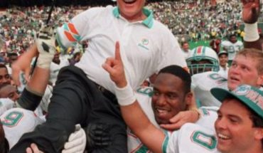 NFL: Miami Dolphins former coach and football legend