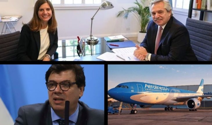 New anses owner, announce flights to repatriate Argentines, pay cuts for suspended employees and more...