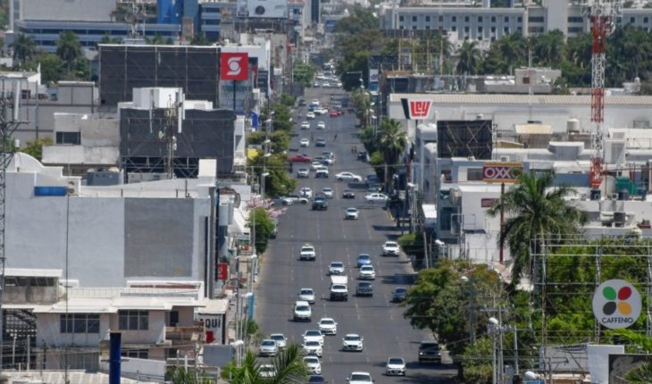 No crowds or parties spend Master's Day in Culiacan