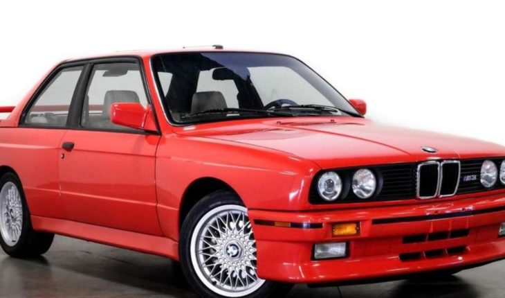 On the Internet they sell a BMW that belonged to Paul Walker