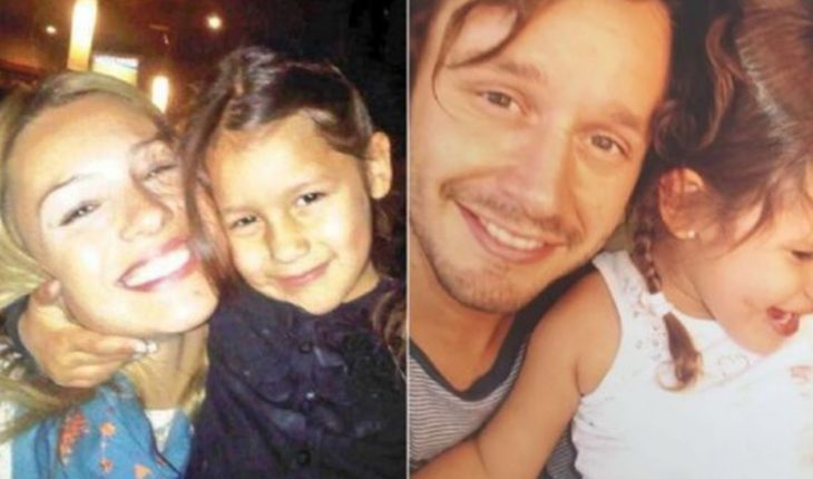 Pampita and Benjamin Vicuña remembered their daughter with touching images