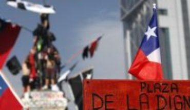 Piñera's social distance