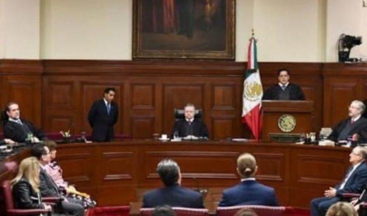 SCJN admits to inE challenge against AMLO decree