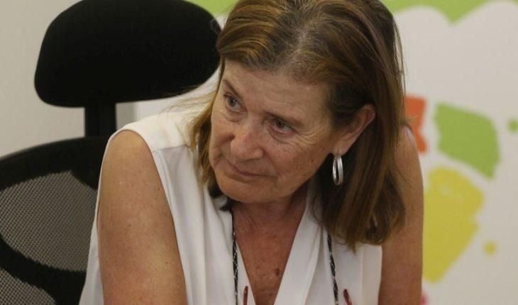 Susana Tonda resigned from sename address