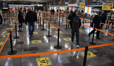 The CDMX Metro will dose the entry of users into its facilities