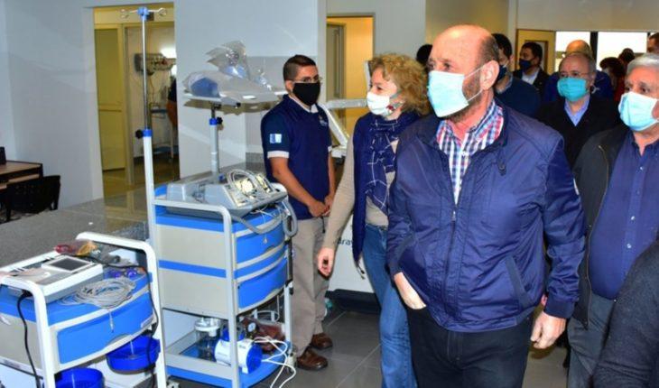 The strange case of the province without coronavirus