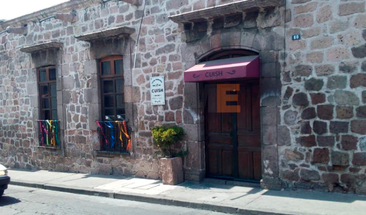 The turnover closed in Morelia for not respecting closing order amounts to 5