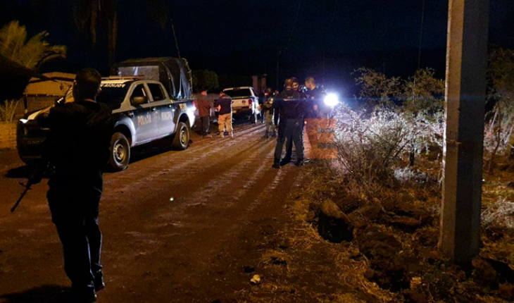 Three bodies were abandoned at Villa Fuerte in Zamora, Michoacán