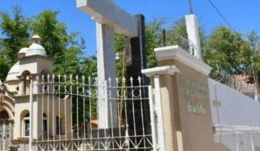 Tlalpan pantheons close until May 31 by Covid-19