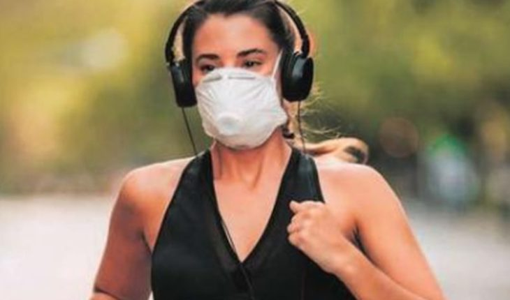Trot and bike masks? Experts discuss its effectiveness
