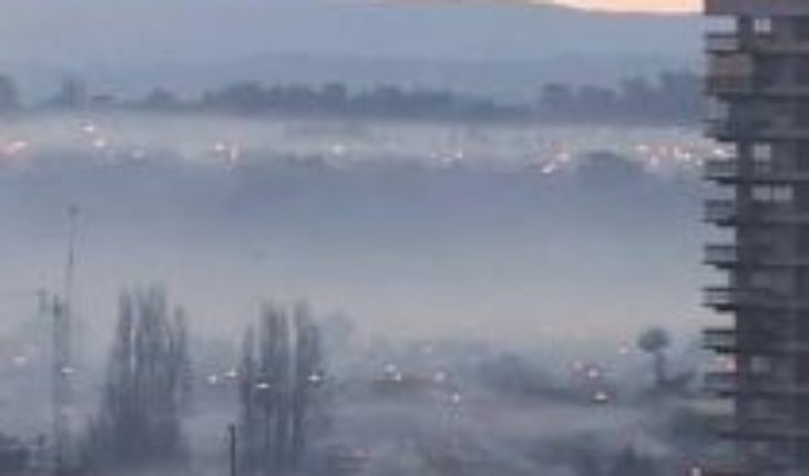 University of Lakes study revealed serious air pollution problem in Osorno and Puerto Montt