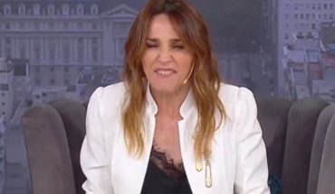 Veronica Lozano's taunt to Nicolas Wiñazki for her anti-quarine stance