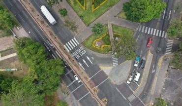 With messages on roads, Morelia City Council calls for staying at home