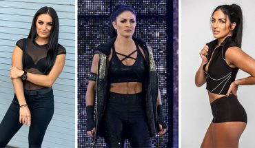 Wrestler Sonya Deville is one of the candidates to be Batwoman