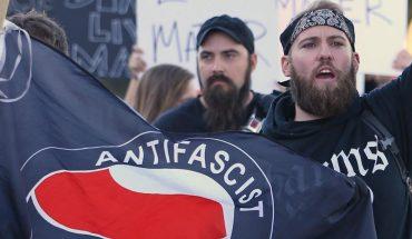 ¿Qué es Antifa, el grupo que Trump quiere considerar como terrorista?