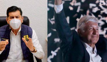 """""""No hay nada que festejar"""", PRD sobre aniversario de la victoria electoral de AMLO"""