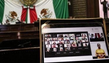 A informar la situación económica de Michoacán, exhortan diputados del Congreso Local