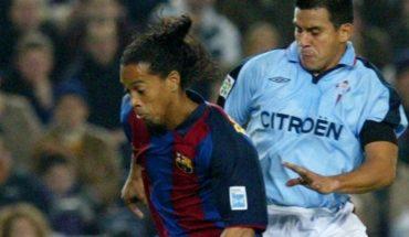 A un jugador le ofrecieron 500 mil para sacar a Ronaldinho de un partido