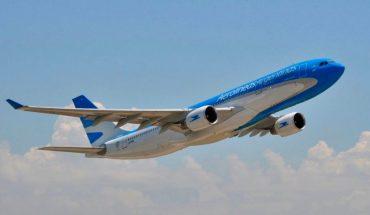 Aerolíneas Argentinas confirmó nuevos vuelos para varados en el exterior
