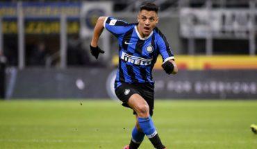 Alexis aportó con asistencia en opaco empate de Inter ante Sassuolo