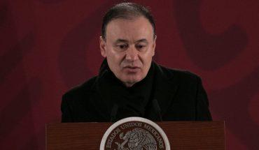 Altos funcionarios de seguridad fueron amenazados por el narco: Durazo