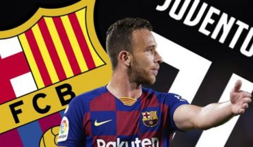 Arthur se va a la Juventus