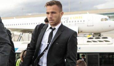Arthur ya está en Turín