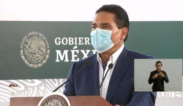Asegura Aureoles Conejo que delitos en Michoacán van a la baja