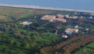 Así luce la mansión más grande y costosa de USA; vale 500 millones de dólares