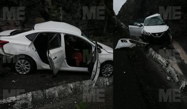 Automovilista falleció en accidente en la Autopista de Occidente, en Tanhuato