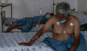 CDMX registra aumento de pacientes hospitalizados e intubados por COVID