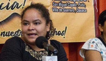 CNDH pide un debido proceso contra activista detenida en el Edomex