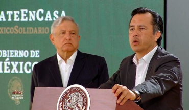 "Califica gobernador de Veracruz de ""golpistas"" a ""gobernadores"" del bloque Interestatal"