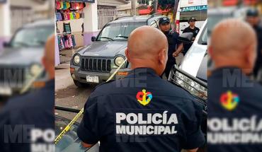 Comerciante es despojado de 800 mp en efectivo, en Lázaro Cárdenas