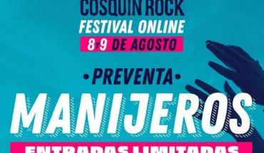 Cosquín Rock 2020 fecha confirmada 8 y 9 de Agosto, enterate de todo acá