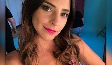 """Daniela Castillo contó su angustia durante la cuarentena: """"la distancia es difícil"""""""