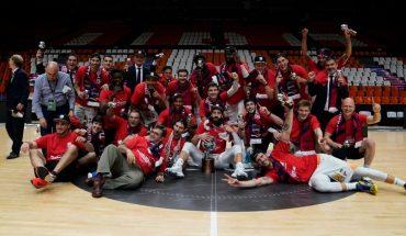 De la mano de Luca Vildoza, Saski Baskonia es nuevo campeón de España